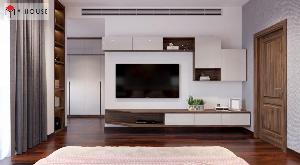 Thiết kế nội thất biệt thự Vinhomes Riveside 20