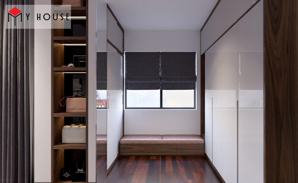 Thiết kế nội thất biệt thự Vinhomes Riveside 21