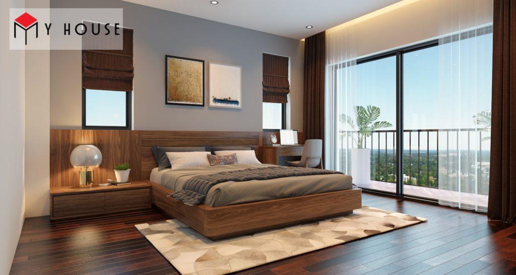 Thiết kế nội thất biệt thự Vinhomes Riveside 22
