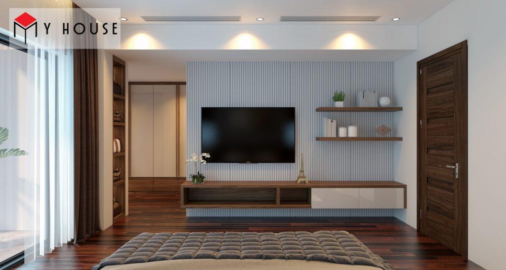 Thiết kế nội thất biệt thự Vinhomes Riveside 23
