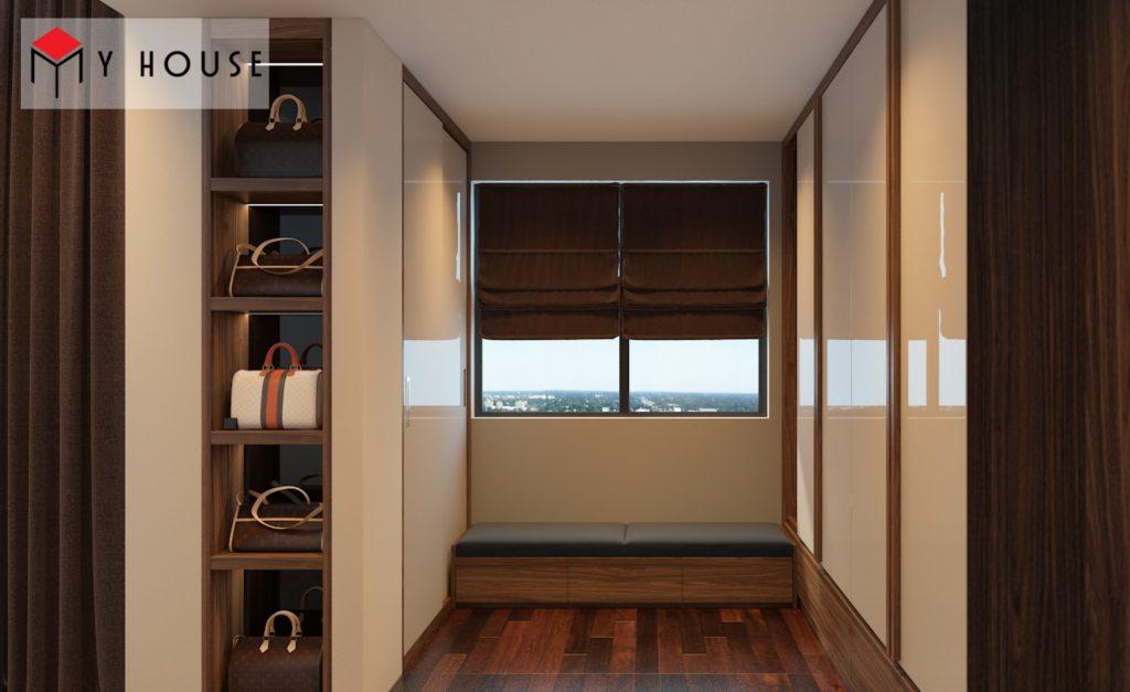 Thiết kế nội thất biệt thự Vinhomes Riveside 24