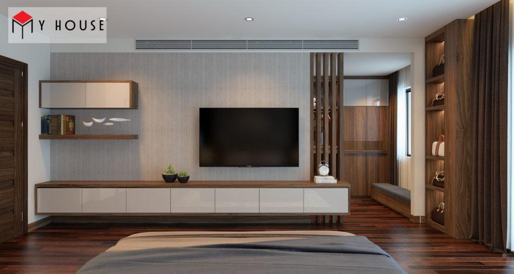 Thiết kế nội thất biệt thự Vinhomes Riveside 26