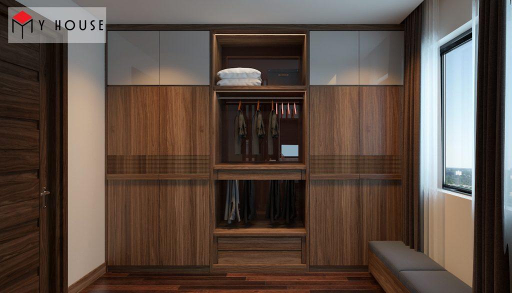 Thiết kế nội thất biệt thự Vinhomes Riveside 28