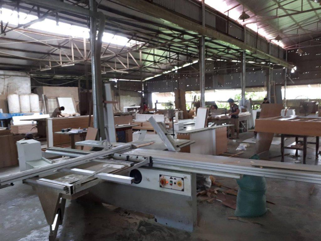 Nhà máy sản xuất nội thất biệt thự cao cấp tại Hà Nội