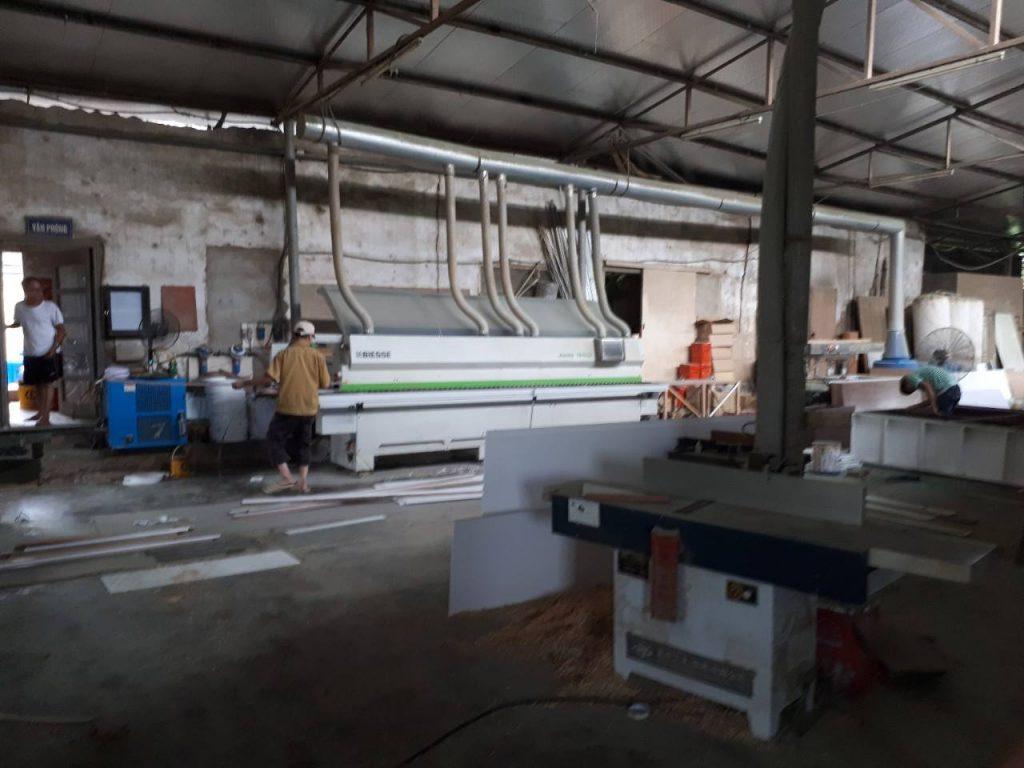 Xưởng sản xuất nội thất biệt thự cao cấp tại Hà Nội