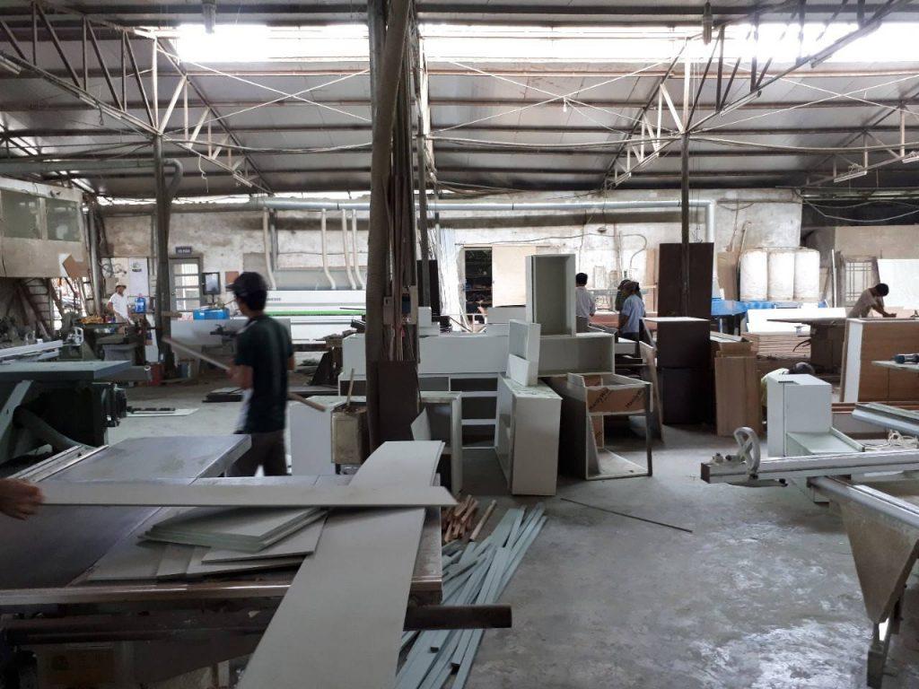 Xưởng sản xuất nội thất biệt thự giá rẻ