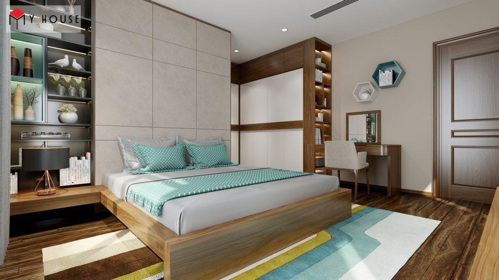 bảng kê chi phí đồ dùng nội thất phòng ngủ nhỏ trọn gói