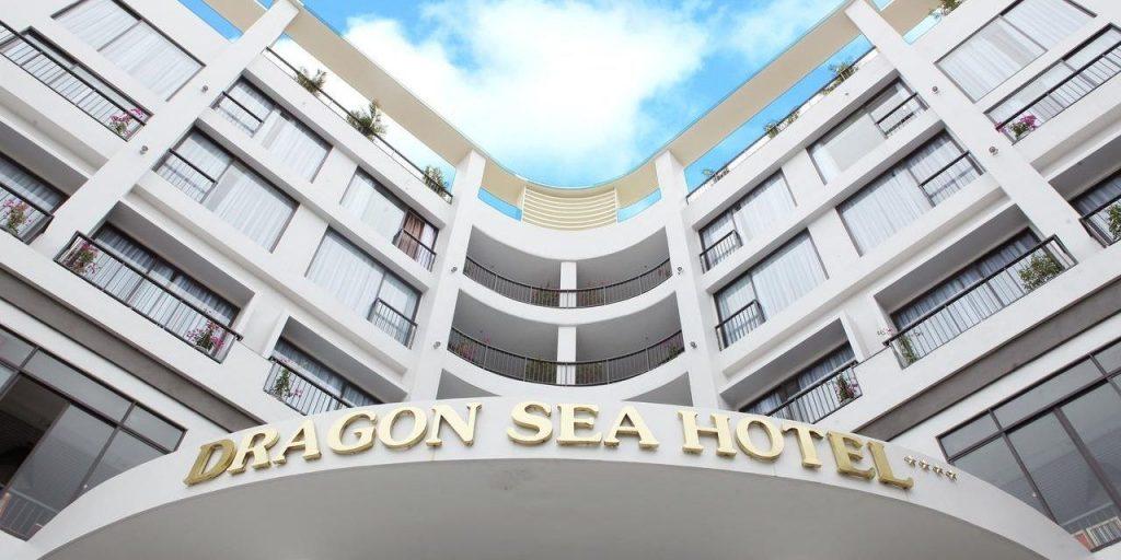 Công trình khách sạn Dragon Sea Hotel đã thi công hoàn thiện