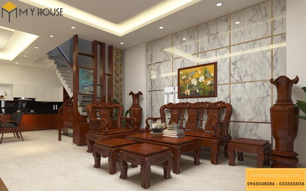 Bàn ghế gỗ tự nhiên cao cấp