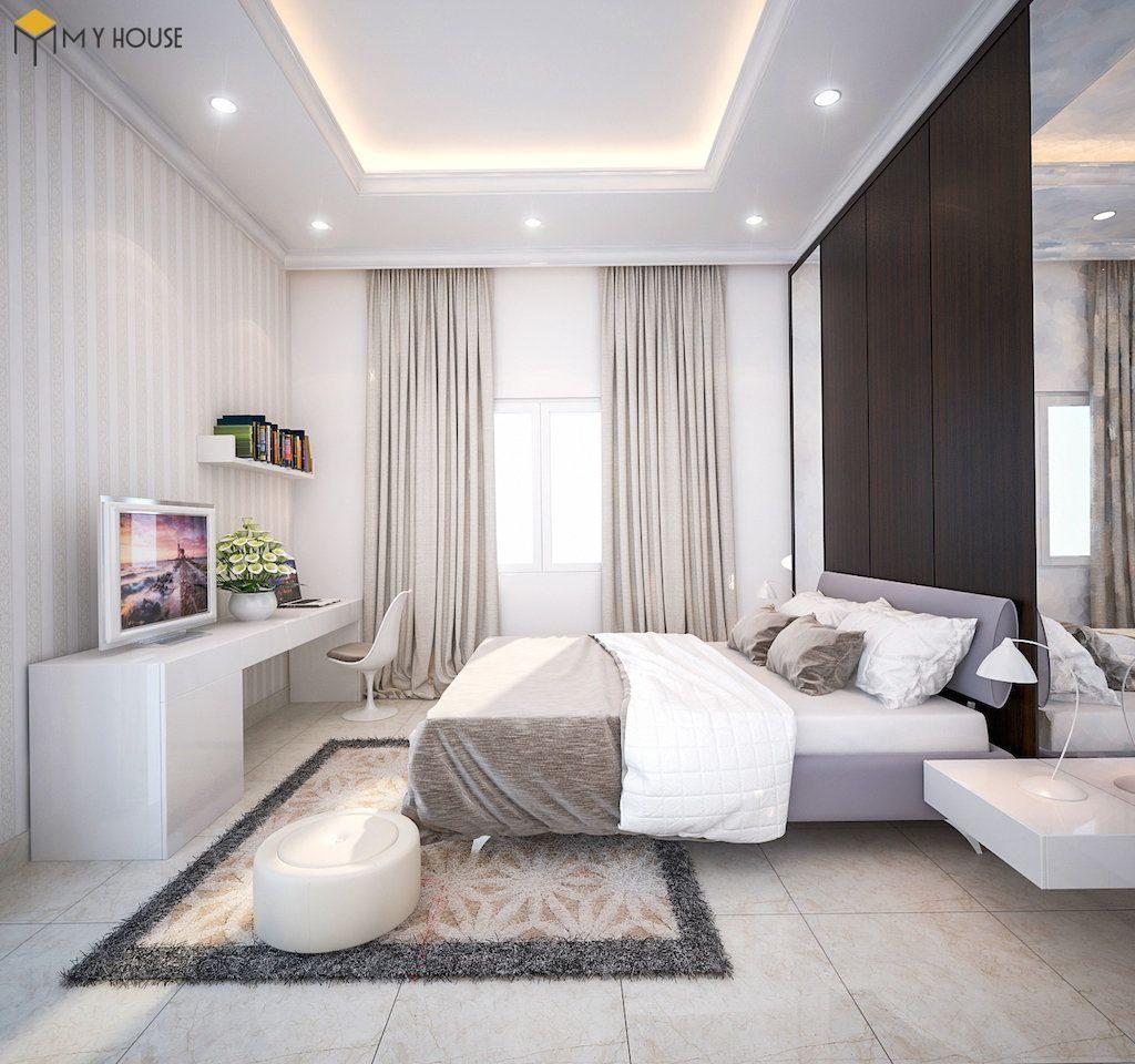 Phòng ngủ con gái - View 1