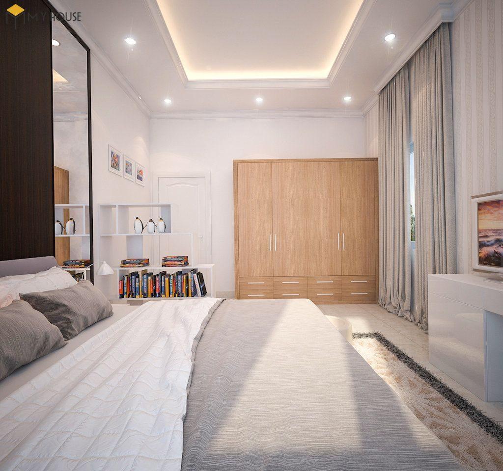 Phòng ngủ con gái - View 2