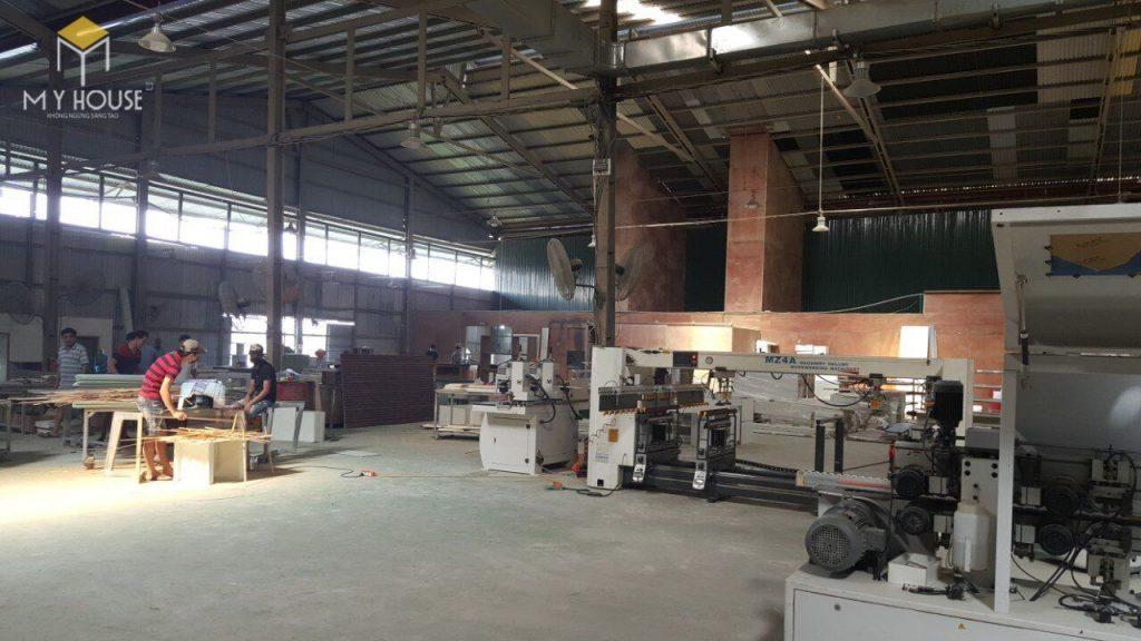 Quy mô nhà máy sản xuất nội thất My House - View 5