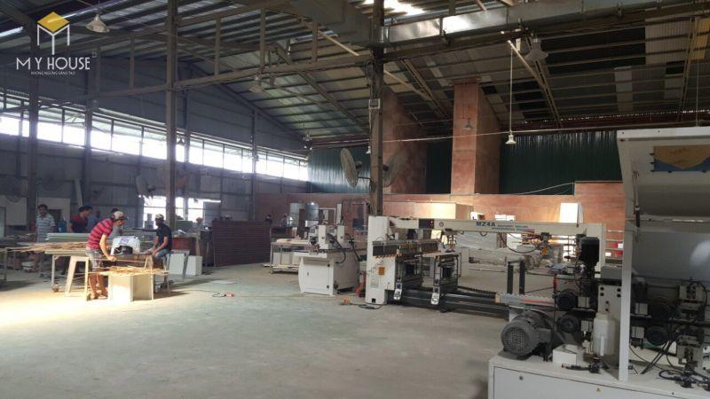 Hình ảnh nhà máy sản xuất nội thất My House – View 5