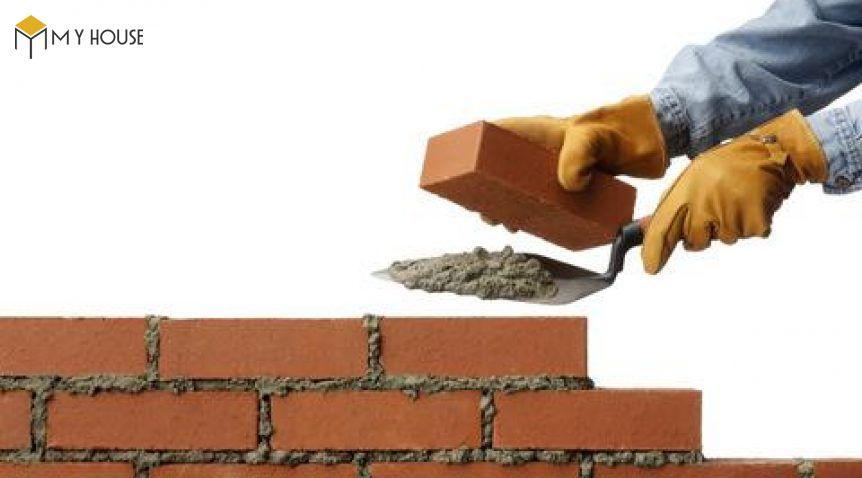 Vật liệu xây nhà gồm những gì?
