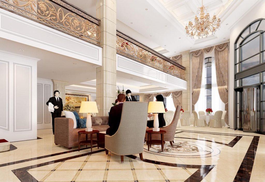 Bản vẽ thiết kế khách sạn 4 sao - Hình ảnh 5