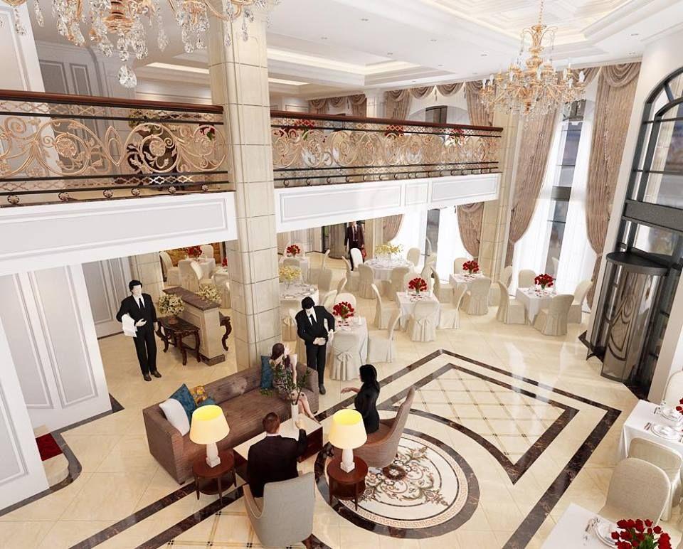 Bản vẽ thiết kế khách sạn 4 sao - Hình ảnh 4