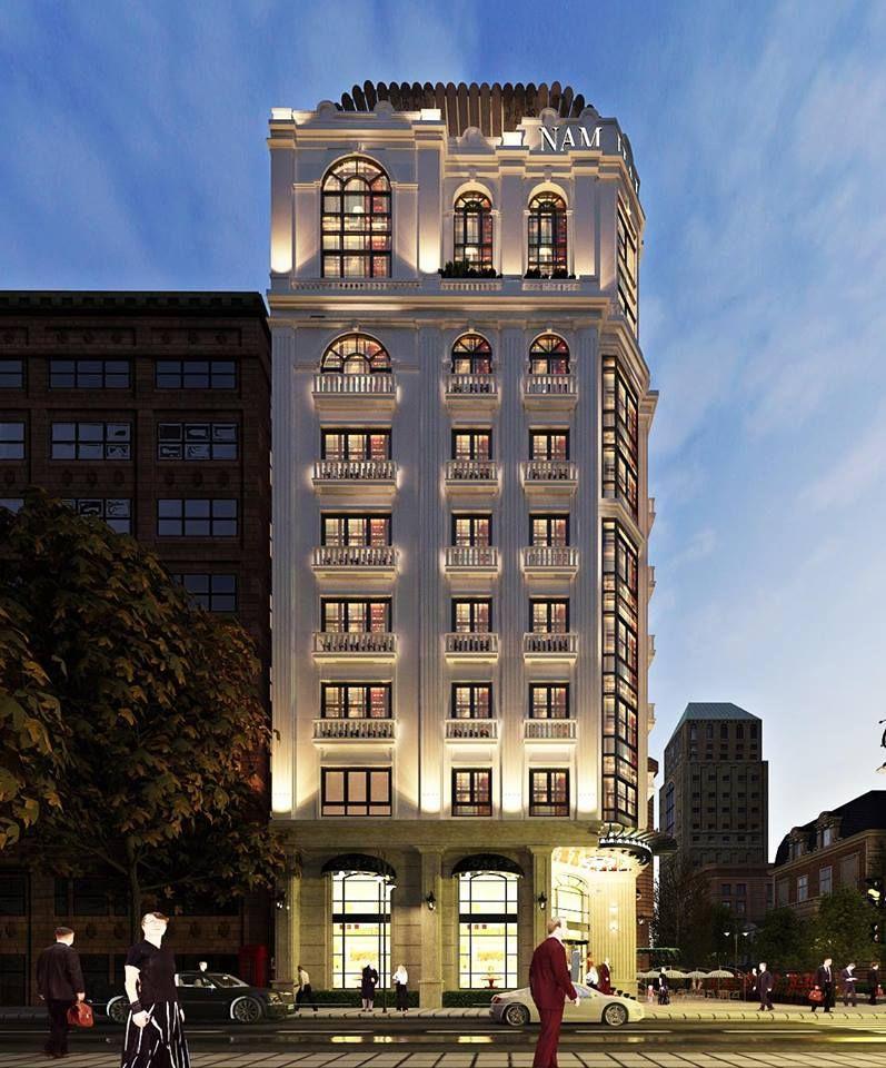 Bản vẽ thiết kế khách sạn 4 sao - Hình ảnh 2