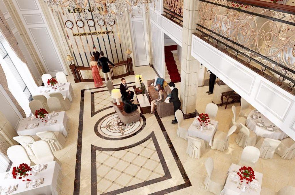 Bản vẽ thiết kế khách sạn 4 sao - Hình ảnh 3