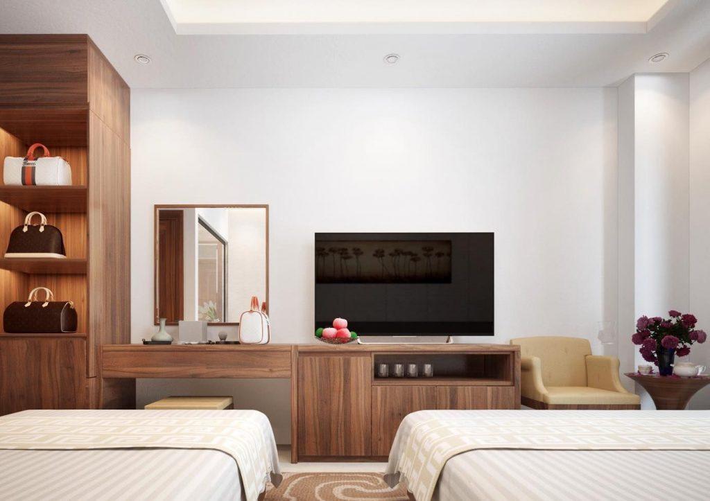 Bản vẽ thiết kế khách sạn 4 sao - Hình ảnh 8