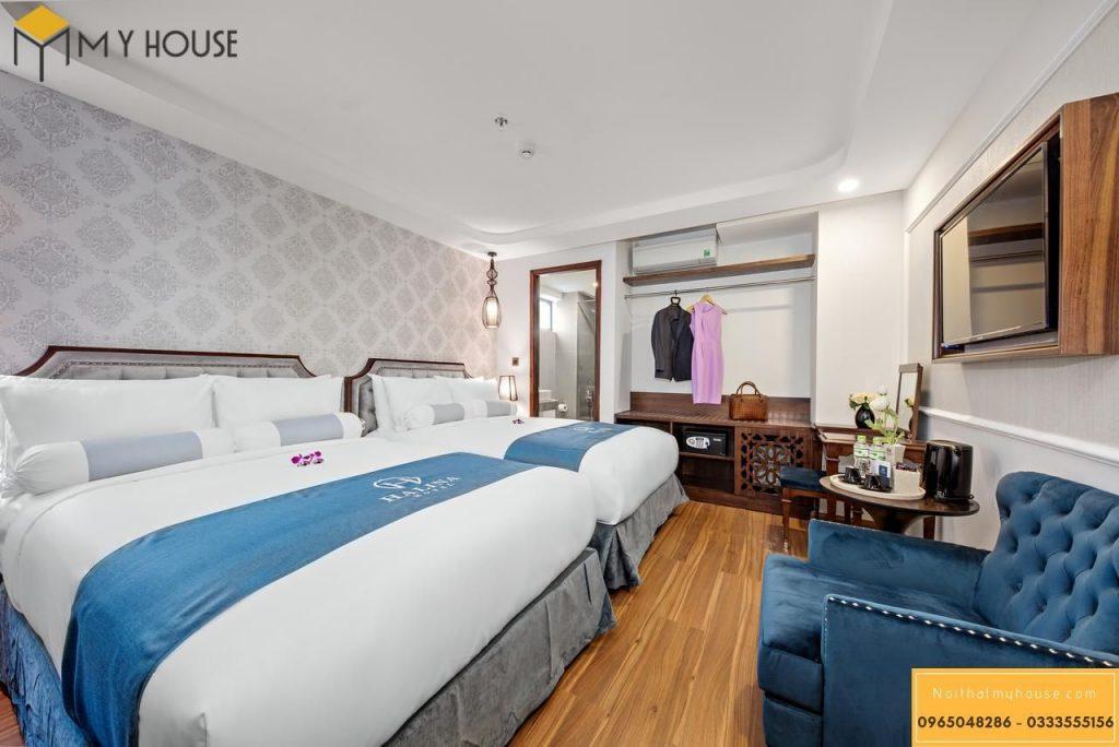 Nội thất phòng ngủ cao cấp - View 4