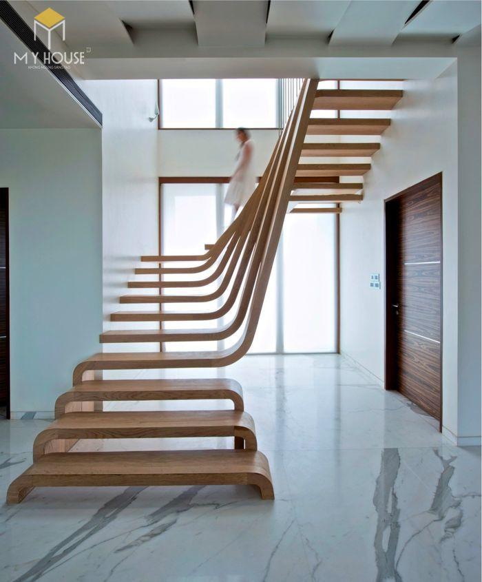 Công thức chia bậc cầu thang