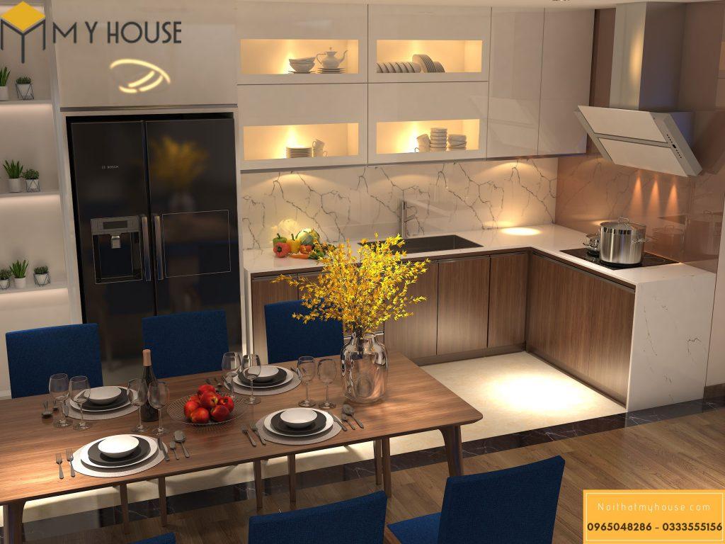 Mẫu nhà bếp đẹp - Hình ảnh 21