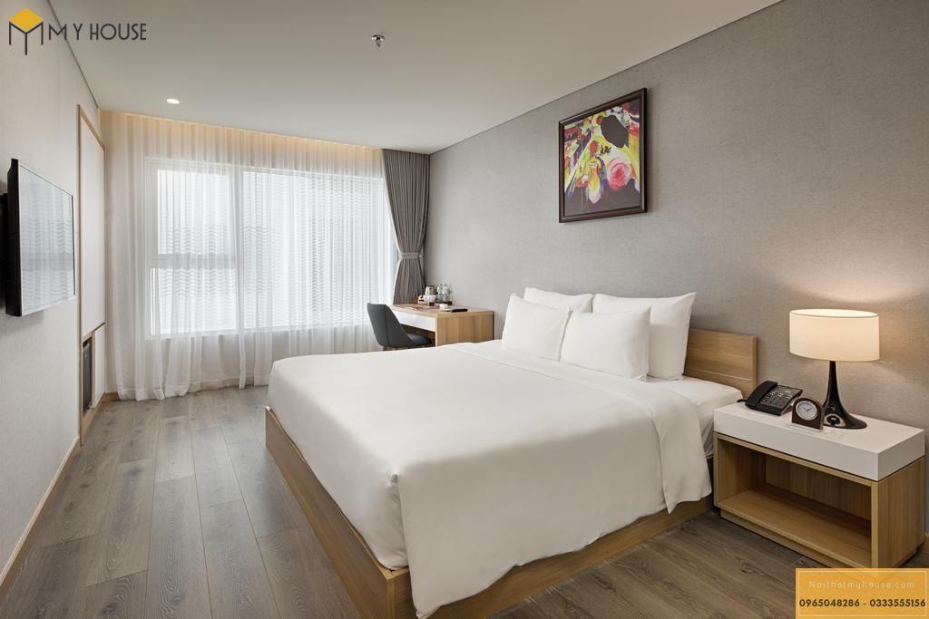 Thiết kế nội thất khách sạn 2 sao