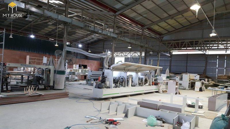 Nhà máy sản xuất nội thất My House - View 5