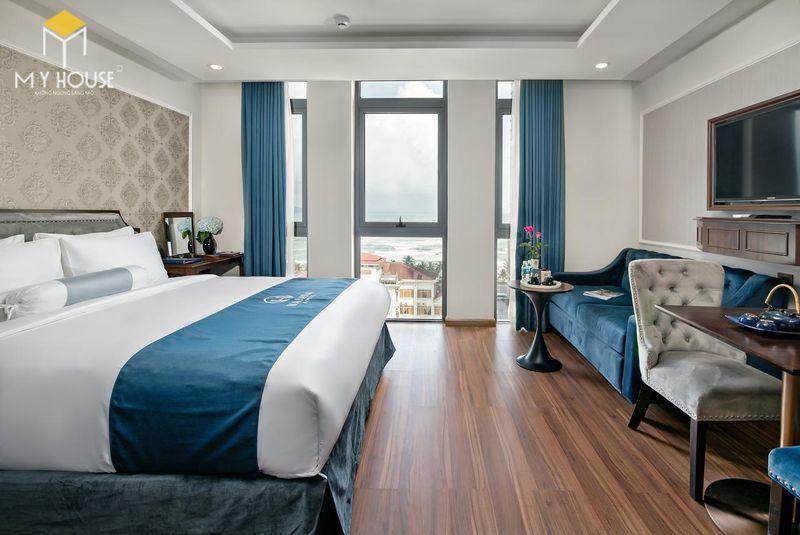 Phòng ngủ khách sạn 5 sao sang trọng - View 6