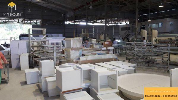 Mọi đơn hàng đều được giám sát chặt chẽ dựa trên quy chuẩn của nhà máy và yêu cầu của khách hàng
