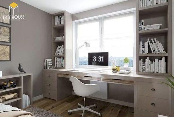 Nội thất phòng làm việc tại nhà - Hình ảnh 1