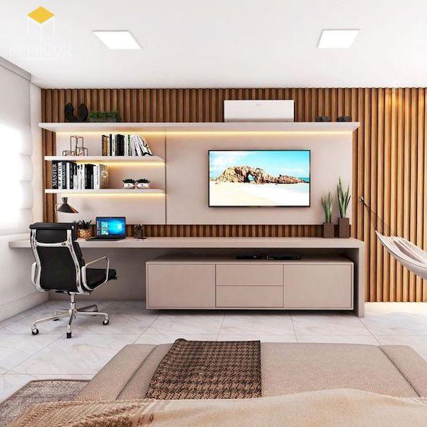 Nội thất phòng làm việc tại nhà - Hình ảnh 12