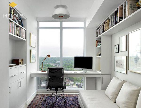 Nội thất phòng làm việc tại nhà - Hình ảnh 7