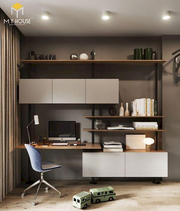 Nội thất phòng làm việc tại nhà - Hình ảnh 8