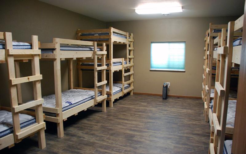 Có mấy loại phòng Dorm?