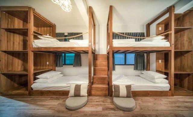 Ưu điểm của phòng Dorm là gì?