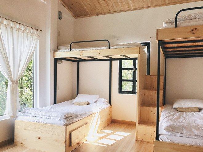 Phòng Dorm có giá bao nhiêu?