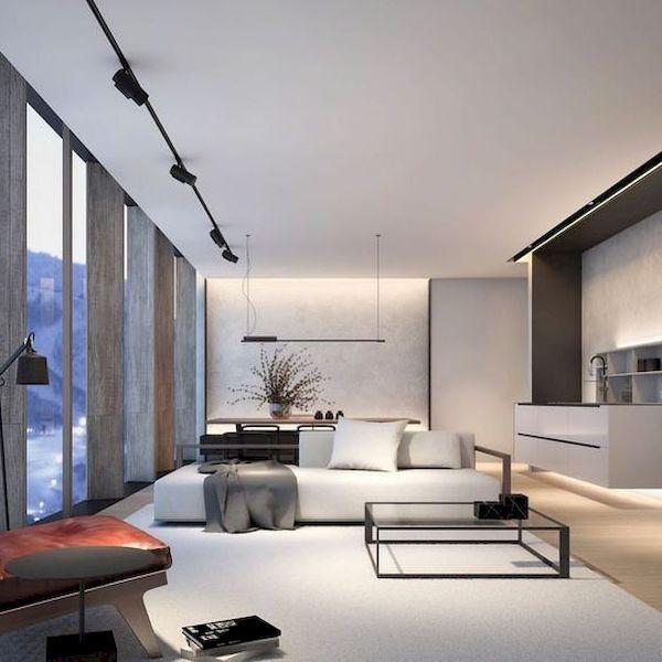 Phòng khách hiện đại - Mẫu 21