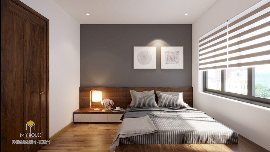Nội thất phòng ngủ 1 - Góc view 2