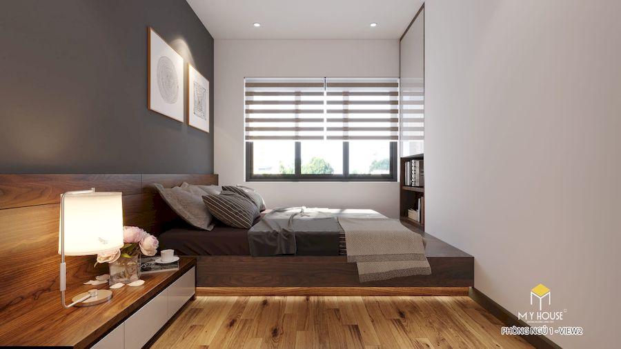 Nội thất phòng ngủ 1 - Góc view 1
