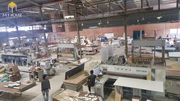 Xưởng sản xuất nội thất My House - Hình 24