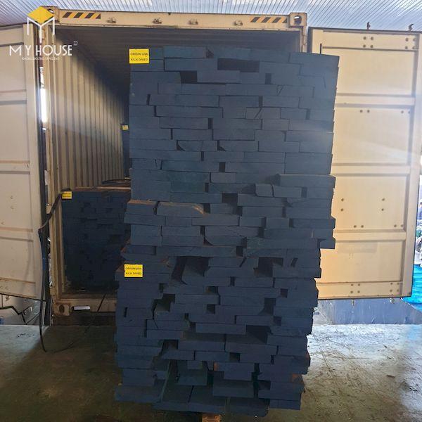 Gỗ óc chó thô được nhập khẩu trực tiếp từ Bắc Mỹ đã qua tẩm sấy, xử lý gỗ theo tiêu chuẩn - Hình ảnh 2