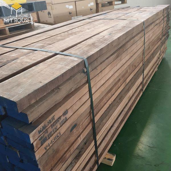 Gỗ óc chó thô được nhập khẩu trực tiếp từ Bắc Mỹ đã qua tẩm sấy, xử lý gỗ theo tiêu chuẩn - Hình ảnh 1