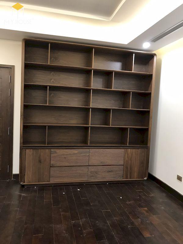Hình ảnh thi công lắp đặt nội thất tại công trình - Hình 4