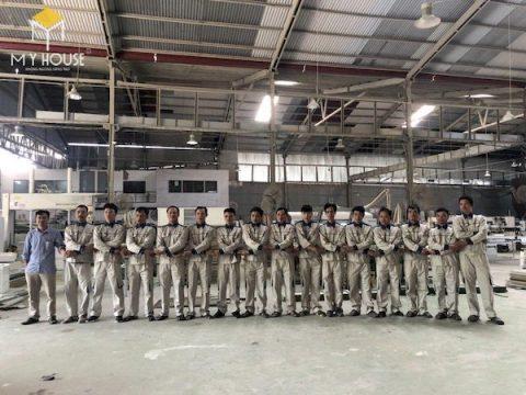 #1 Xưởng sản xuất nội thất gỗ óc chó cao cấp tại Hà Nội 2021 3
