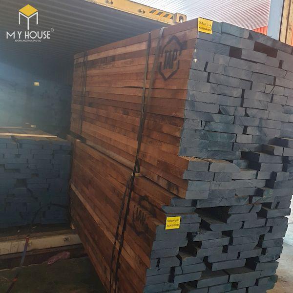 Gỗ óc chó thô được nhập khẩu trực tiếp từ Bắc Mỹ đã qua tẩm sấy, xử lý gỗ theo tiêu chuẩn - Hình ảnh 3
