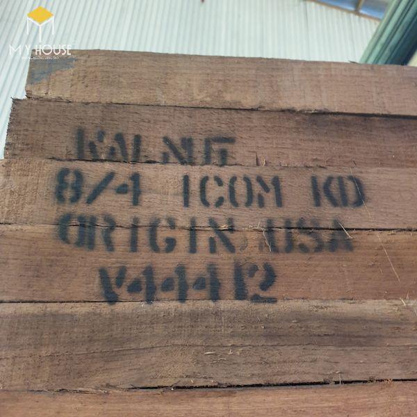 Mã đơn hàng, nguồn gỗ rõ ràng