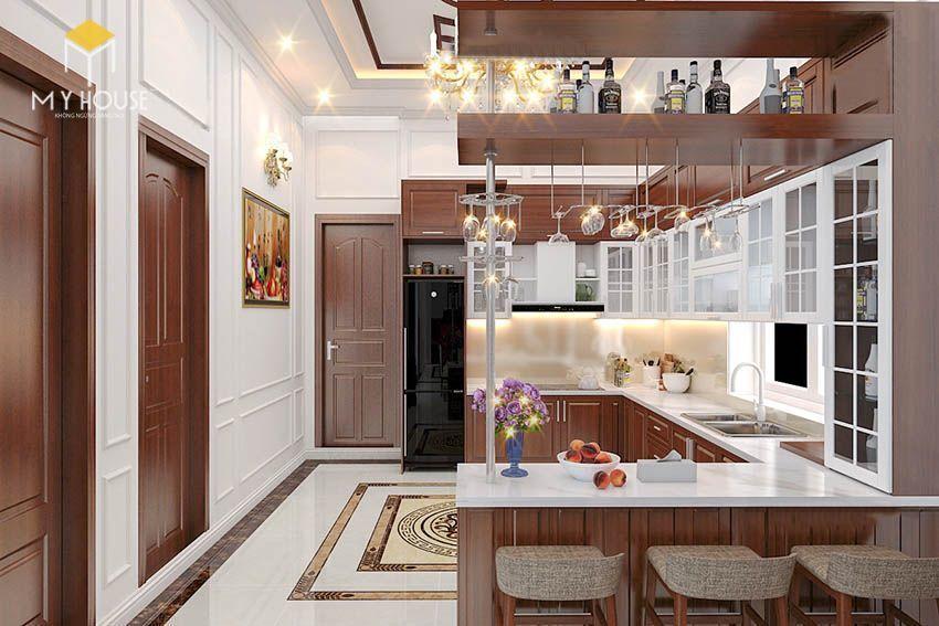 Ngoại thất phòng bếp - View 1
