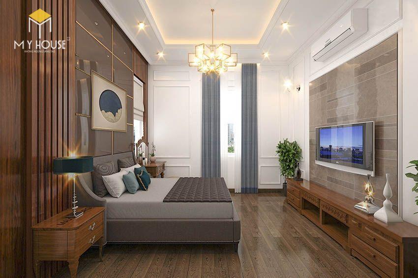 Nội thất phòng ngủ con trai - View 2