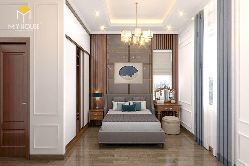 Nội thất phòng ngủ con trai - View 1